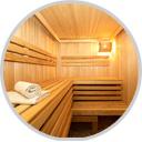 Icona sauna