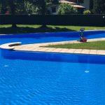 Ristrutturazione piscina condominiale - Lesmo (MB)