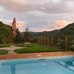 Piccola piscina - Soglio (GE)