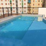 Attici con piscina - Monza