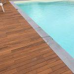 Rivestimento liner sabbia - Piscina S. Vittoria a Sestri Levante